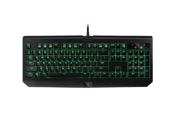 Razer BlackWidow Ultimate 2016 Gaming Keyboard (CHE Layout - QWERTZ)