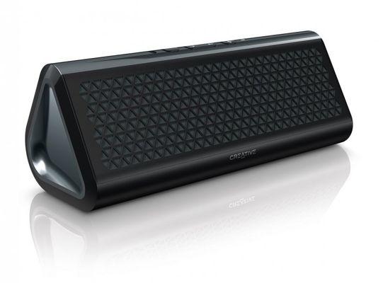 creative Airwave HD Bluetooth Wireless Speaker System black – Bild 1