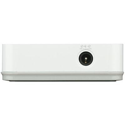 D-link Ethernet Easy Desktop Switch (8-Port) - Plug-Type C (EU)