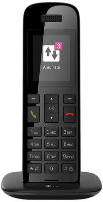 telekom Speedphone 10 Schnurlose Telefon schwarz