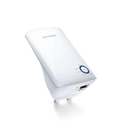 tp-link 300Mbit/s Universal Wireless Range Extender Plug-Type G (UK) – Bild 2
