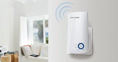 tp-link 300Mbit/s Universal Wireless Range Extender Plug-Type G (UK) – Bild 4