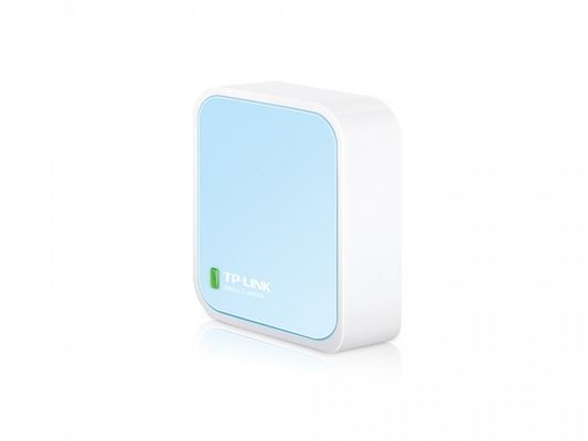 Tp-link 300Mbit/s Wireless N Nano Router Plug-Type G (UK)