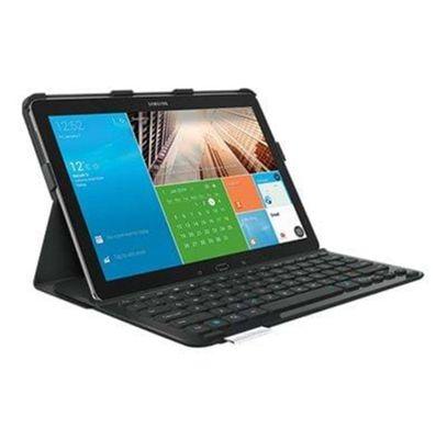 logitech PRO Protective Case Bluetooth Tastatur für Mobilgeräte (DEU Layout - QWERTZ)