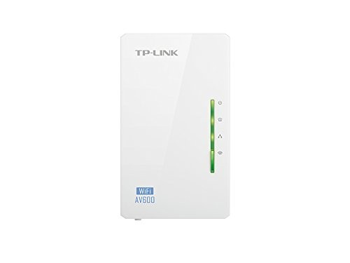 tp-link 300Mbit/s AV500 Wireless Powerline Extender (2 Ports) Plug-Type G (UK)