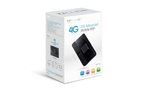 TP-LINK Mobile 4G/LTE Mobile Wi-Fi Hotspot V3.0 Plug-Type F (EU)