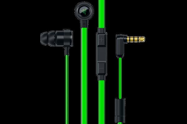 RAZER Hammerhead Pro V2 Stereo Mobile Gaming In-Ear Headset – Bild 1
