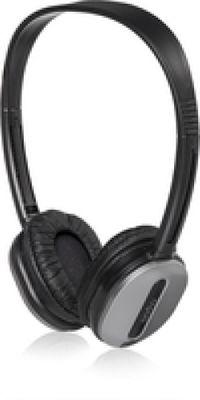 RAPOO H1030 Stereophonisch Kopfband Silber Headset