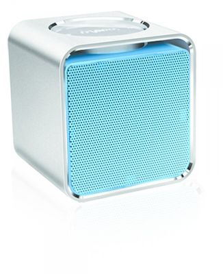 RAPOO A300 Mobile Speaker, 3 W, Bluetooth, NFC, AUX-in, 150 Hz - 20 KHz, Li-Ion, 12h, Blue – Bild 3