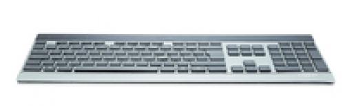 Rapoo 8900P Wireless Keyboard 8900P 1600 DPI 5GHz RF USB (DEU Layout - QWERTZ) – Bild 5