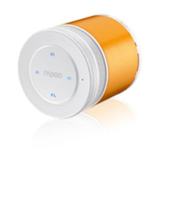 Rapoo A3060 Röhre Orange Mobile Speaker, Bluetooth-Mini-Lautsprecher A3060 – Bild 4