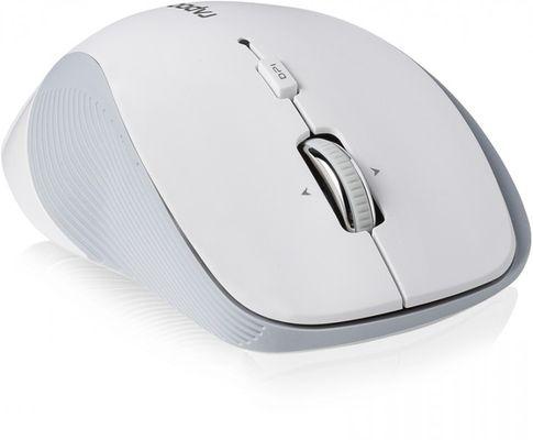 Rapoo 3900P Wireless Mouse, Schnurlose Lasermaus, Weiß – Bild 4