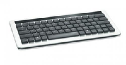 rapoo KX Wireless Keyboard 5GHz 10m Backlit Dual-Mode Black (DEU Layout - QWERTZ) – Bild 1