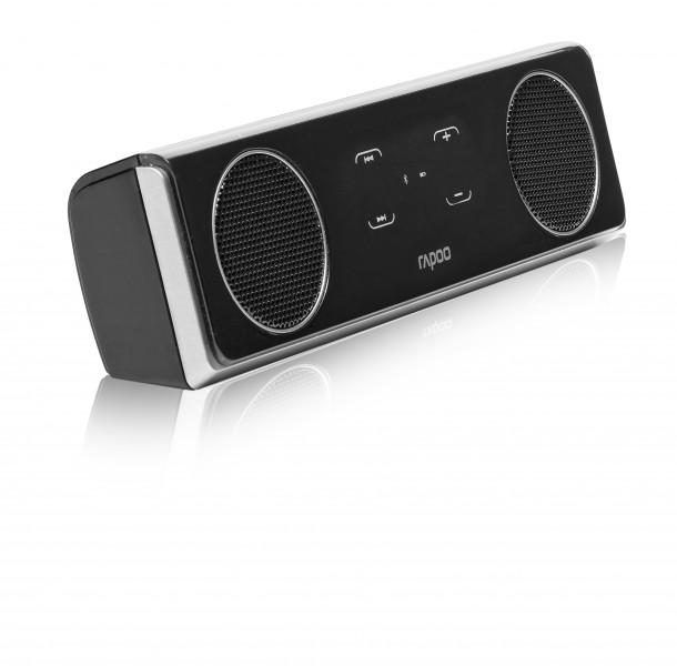rapoo a3020 mobile speaker portabler bluetooth. Black Bedroom Furniture Sets. Home Design Ideas