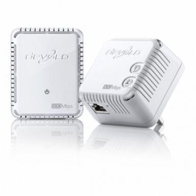DEVOLO dLAN 500 WiFi Powerlan Starter Kit UK – Bild 1