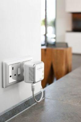 DEVOLO dLAN 500 WiFi Powerlan Starter Kit UK – Bild 6