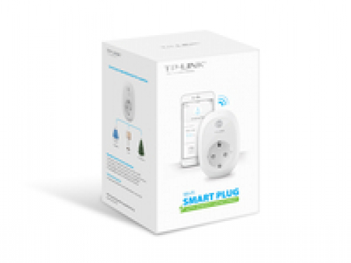 TP-LINK Smart Wi-Fi Plug (Remote Access Amazon Alexa) Plug-Type F (EU) – Bild 9