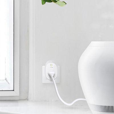 Tp-link Smart Wi-Fi Plug (Remote Access Amazon Alexa) Plug-Type F (EU) – Bild 4