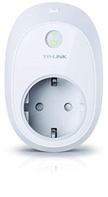 Tp-link Wi-Fi Smart Plug with Energy Monitoring (Amazon Alexa) Plug-Type F (EU) – Bild 1