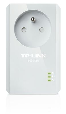 Tp-link AV500 Passthrough Powerline Adapter, FR-VERSION (TL-PA4015P, Plug&Play, Power-Saving) – Bild 2