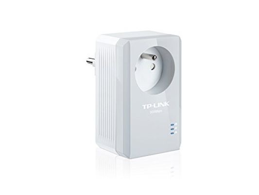 Tp-link AV500 Powerline Adapter mit Steckdose, France Version (TL-PA4015P, Plug&Play, Highspeed, energiesparend) – Bild 7