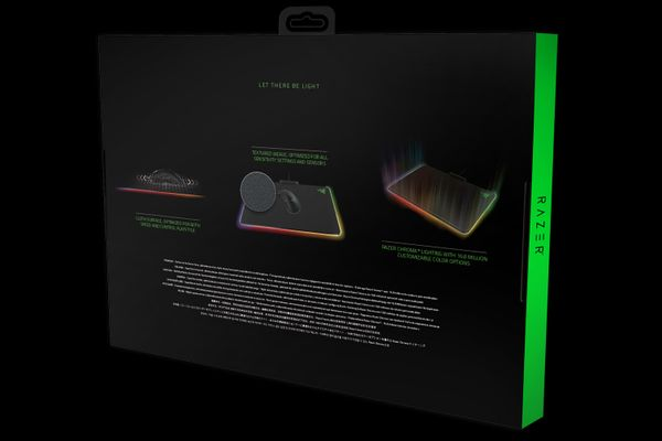 Razer Firefly Gaming Mouse Pad / Mat - Cloth Edition – Bild 8