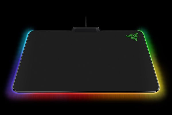 razer Firefly Gaming Mouse Pad / Mat - Cloth Edition – Bild 4