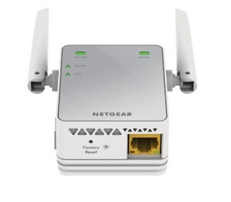 NETGEAR N300 WLAN-Repeater Plug-Type G (UK) – Bild 2