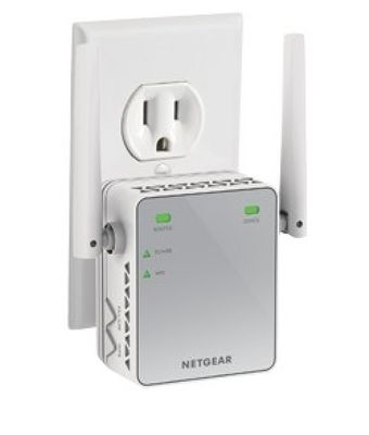 NETGEAR N300 WLAN-Repeater Plug-Type G (UK) – Bild 3