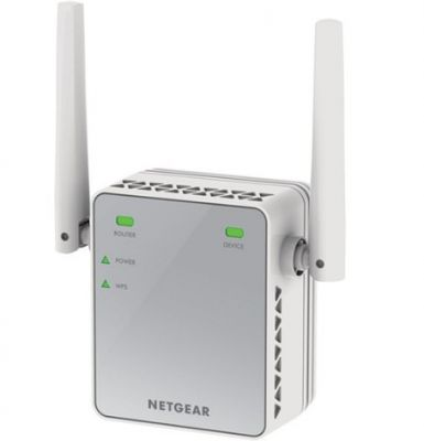 Netgear N300 WLAN-Repeater Plug-Type G (UK) – Bild 1