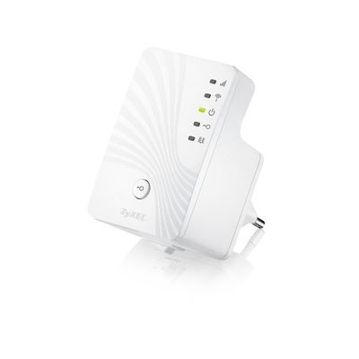 Zyxel WRE2205V2-EU0101F Wireless N300 Repeater (EU)