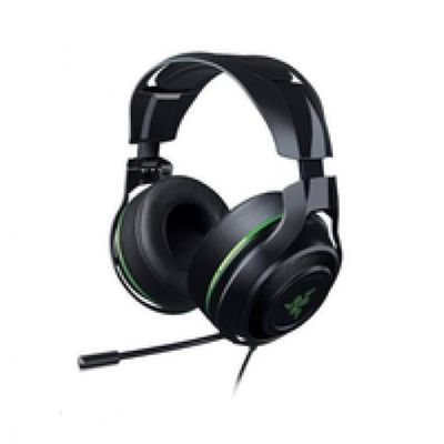 RAZER ManO'War 7.1 Analog Virtuell Surround Sound Gaming Headset - Green Edition