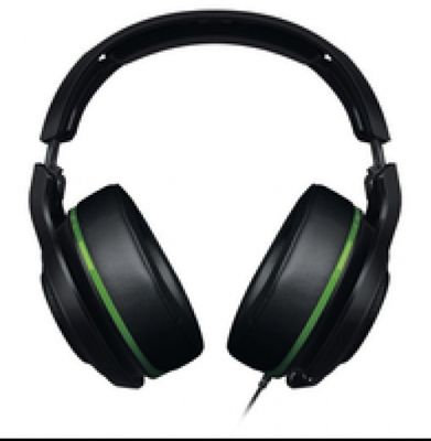 RAZER ManO'War 7.1 Analog Virtuell Surround Sound Gaming Headset - Green Edition – Bild 3