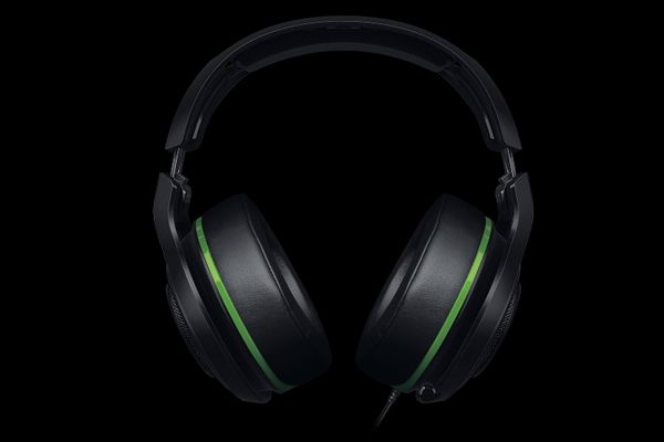 RAZER ManO'War 7.1 Analog Virtuell Surround Sound Gaming Headset - Green Edition – Bild 4