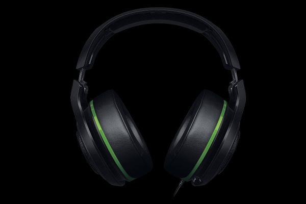 RAZER ManO'War 7.1 Analog Virtuell Surround Sound Gaming Headset - Green Edition – Bild 4