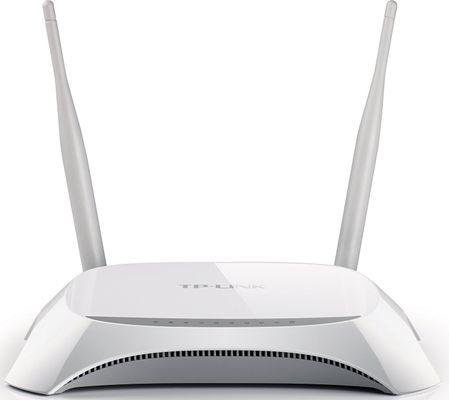 Tp-link 3G/4G Wireless N Router 300Mbit/s v3.0 Plug-Type F (EU) – Bild 1