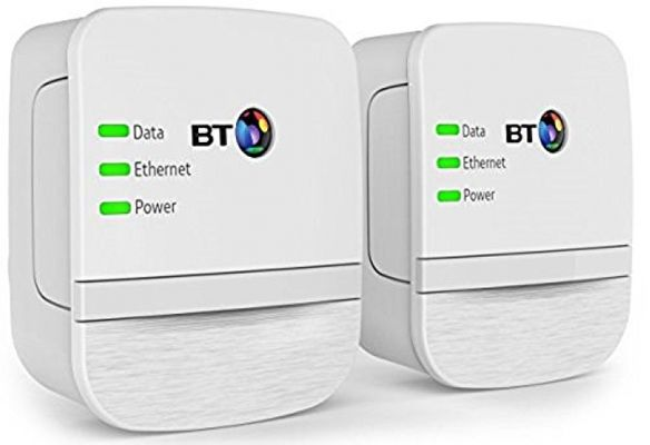 BT Broadband Extender 600 Kit Plug-Type G (UK)