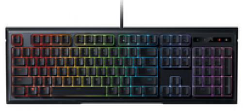 Razer Ornata Chroma Membrane Gaming Keyboard (NORDIC Layout - QWERTY) – Bild 1