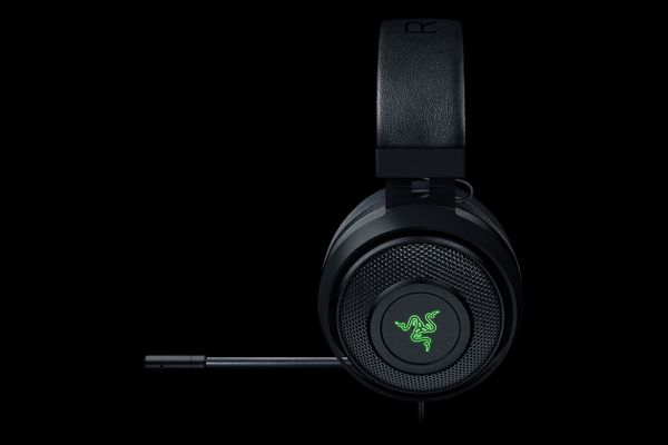 RAZER Kraken 7.1 V2 Surround Gaming Headset for PC/Mac/PS4* Round Black – Bild 2