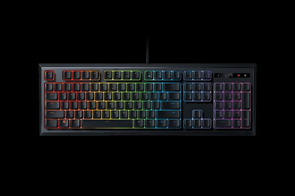 RAZER Ornata Chroma Membrane Gaming Keyboard (UK Layout - QWERTY) – Bild 1