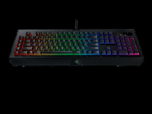 Razer BlackWidow Chroma V2 Gaming Keyboard Green Switches (GBR Layout - QWERTY) – Bild 6