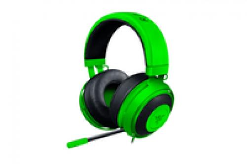 RAZER Kraken Pro V2 Stereo Gaming Headset for PC/Mac/PS4/Xbox One* Round Green