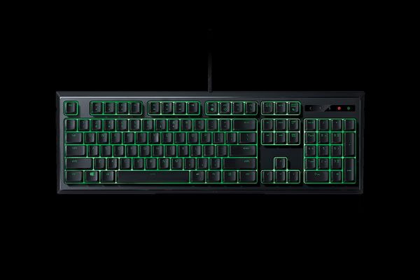 razer Ornata Membrane Gaming Keyboard (UK Layout - QWERTY) – Bild 1