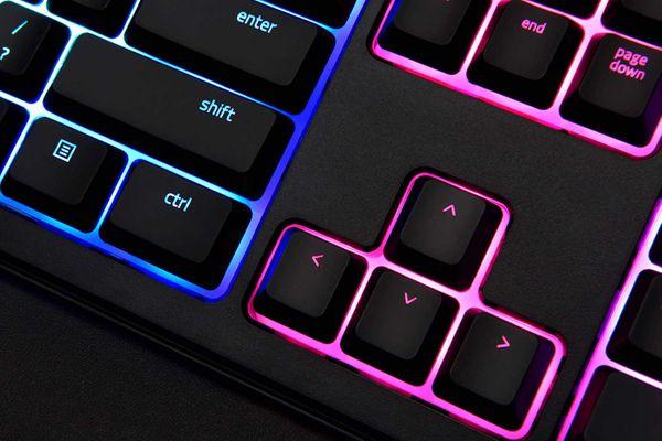 razer Ornata Chroma Membrane Gaming Keyboard (CHE Layout - QWERTZ) – Bild 7