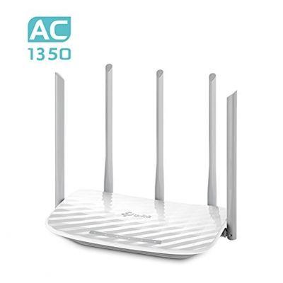 TP-LINK Archer C60 AC1350 Dualband Gigabit WLAN Router - Plug-Type C (EU) – Bild 1