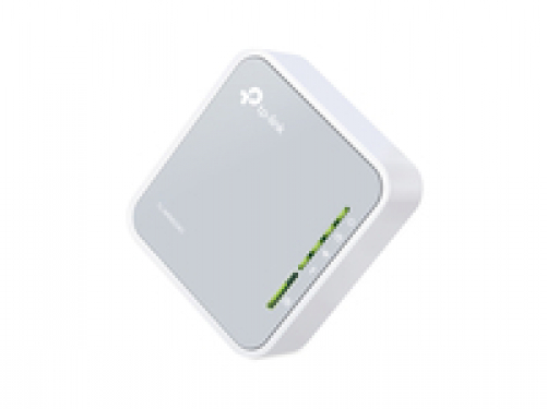 Tp-link AC750 Wireless Travel Router - Plug-Type C (EU) – Bild 1