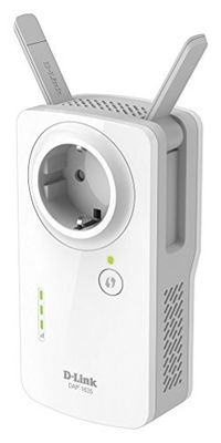 D-LINK AC1200 Wi-Fi Range Extender with Power Passthrough Plug-Type F (EU)