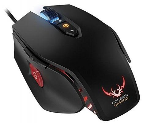 corsair Corsair Gaming CH-9000070-EU M65 RGB Laser Gaming Maus (Multi-Colour RGB Backlit Performance 8200 DPI) schwarz – Bild 6