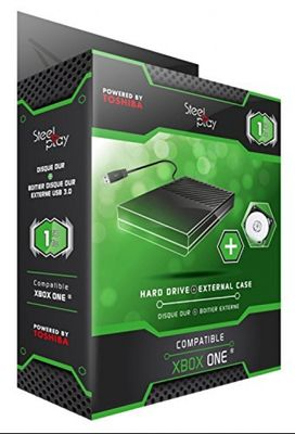 steelplay Steelplay EISDDRET007 Bundle Hard Drive Adapter Xone 1TB – Bild 2