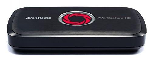 avermedia AVerMedia Live Gamer Portable Lite (LGP Lite) - [Anfangen auf YouTube & Twitch] High Definition Game Recorder up to 1080p 60Mbps Videoschnittkarte für XBOX 360, One, One S /PS4 / Nintendo Switch usw. (GL310) – Bild 1